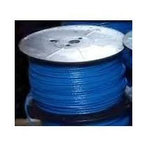 Bobina De Cable Utp Marca Elecon Negro O Azul, 305 Mts.