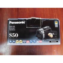 Video Cámara Panasonic Sdr-s50