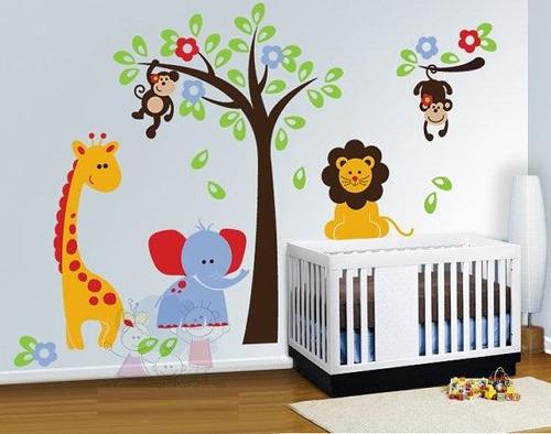 Ciudades infantiles imagui for Vinilos decorativos infantiles