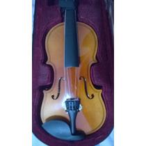 Violin Beethoven 4/4 O 3/4 Modelo Estudiante