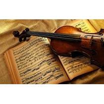 Clases Privadas De Violin (garantias Expuestas).