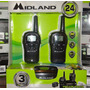 Radio Midland Lxt500vp3 Pack 2walkie Talkie Talkabout 39 Km