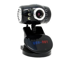Camara Web 1.3 Mp Real 5p Lens Night Vision Mic/16mp + Game