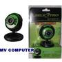 Camara Web 8mp Usb Microfono 6 Led Vision Nocturna Tienda
