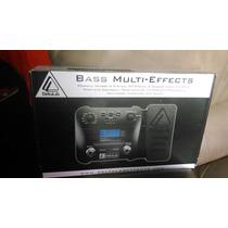 Multiefecto Para Bajo Delta Lab