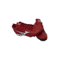 Zapatos Tacos Beisbolsoftbol Mizuno Spike Franchise Rojo S/c