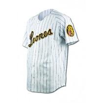 Camisa Original Leones Del Caracas Home Club Temp14-15