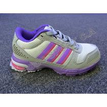 Zapato Adidas De Niño Marathon Tr 10 Colores Nuevos