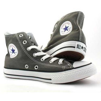 Zapatos Converse 1j793 100% Original Gris Unisex
