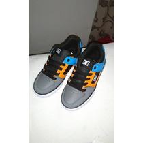 Zapatos De Niño Originales Dc Shoes Nuevos