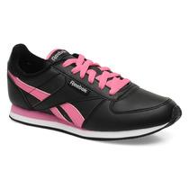 Zapato Calzado Deportivo Dama Reebok Royal Cljogger Talla 39