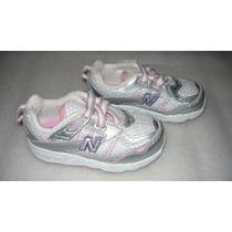 Zapatos New Balance. Nº25 / Niñas Importados Originales.