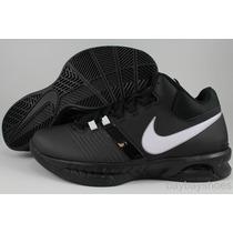 Vendo O Cambio Nike Air Visi Pro V Basketball Negro 8,5/42