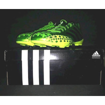 Adidas Tacos Predator Absolado Trx Fg Lethal Zone Verde Hm4