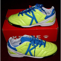Zapatos Kelme Futsal Futbol Sala Junior Juvenil Voltex Hg-1