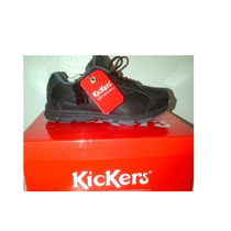 Zapato Kickers Escolares En Negrovarias Talla