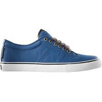 Zapatos Skate Dekline Modelo Bennett Azul Rey Talla 7-11