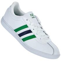 Zapato Calzado Deportivo Damas Adidas Vlneo Court Originales