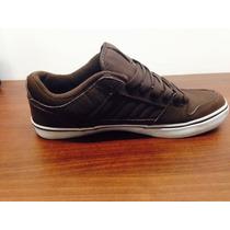Zapatos Skate Dvs Convit Marrones