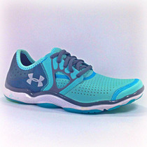 Zapatos Deportivos Under Armour Para Damas 100% Originales