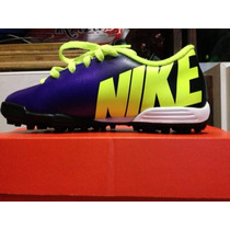 Nike Junior Mercurial Vortex Tf Zapatos De Fútbol 11,5