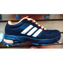 Zapatos Deportivos (gomas) Adidas Marathon Para Damas