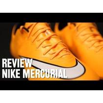 Botas Nike Mercurial