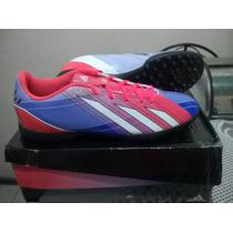 Zapatos Adidas F5 Tf Messi Suela Microtacos 100%originales
