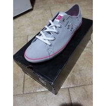 Zapato Dc Shoes Cleo Womens Original