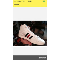 Botas Adidas Talla 12 Us Color Blanco
