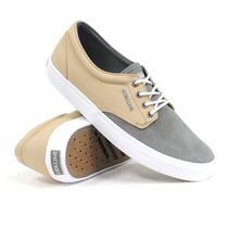 Zapatos Dekline Skate Mason Marron Gris Nuevos