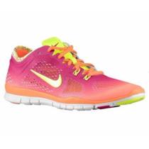 Zapatos Deportivos Nike Free Para Damas 100% Originales