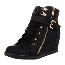 Bella Botas De Dama Top Moda 100% Originales Traidas De Usa