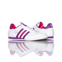 Zapato Calzado Deportivo Damas Adidas Dragon J Originales