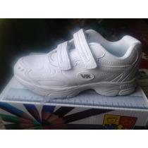 Zapatos Vita Kids Blanco 32, 37 Y 38