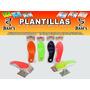Plantillas Unicolor Con Arco 100% Confort Tienda Fisica