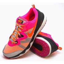 Zapatos Nike De Dama 652869 100% Original