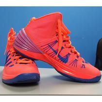 Zapatos Botas Nike Lunar Hyperdunk Basket Fucsia Original