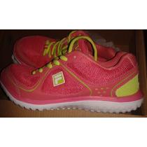 Zapatos Deportivos Fila Dama Talla 35