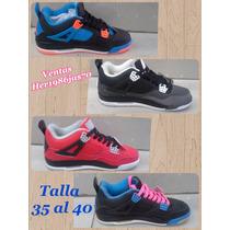 zapatos jordan talla 35