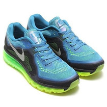 Zapatos Nike Air Max Caballero 621077(l) 100% Original
