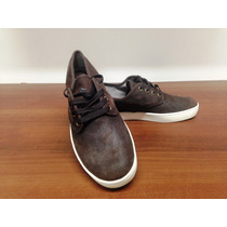 Zapatos Skate Emerica Romero Marron Gamusa Talla 43.