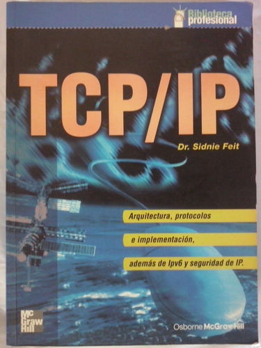 Libro Tcp Ip,  Sidnie Feit