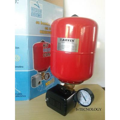 Presostato hidroneumatico bomba de agua 20 40psi al mayor for Precio de hidroneumatico