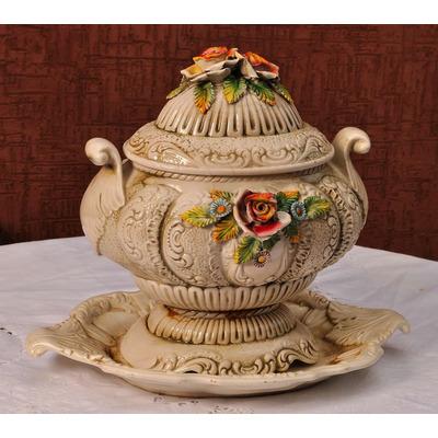 Antigua porcelana italiana siglo xviii colecci n bs 1 for Porcelana italiana