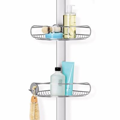 Estanter a organizador de ducha simplehuman importado bs for Organizador para ducha