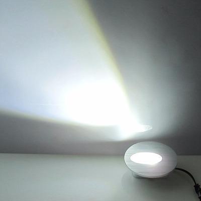 Lampara led decorativa de escalera pared interiores empotrar bs vis1q precio d venezuela - Lamparas led para interiores ...