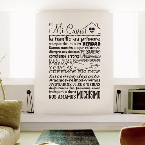 Vinilos decorativos viniles decoracion hogar para - Vinilo de pared decorativos ...