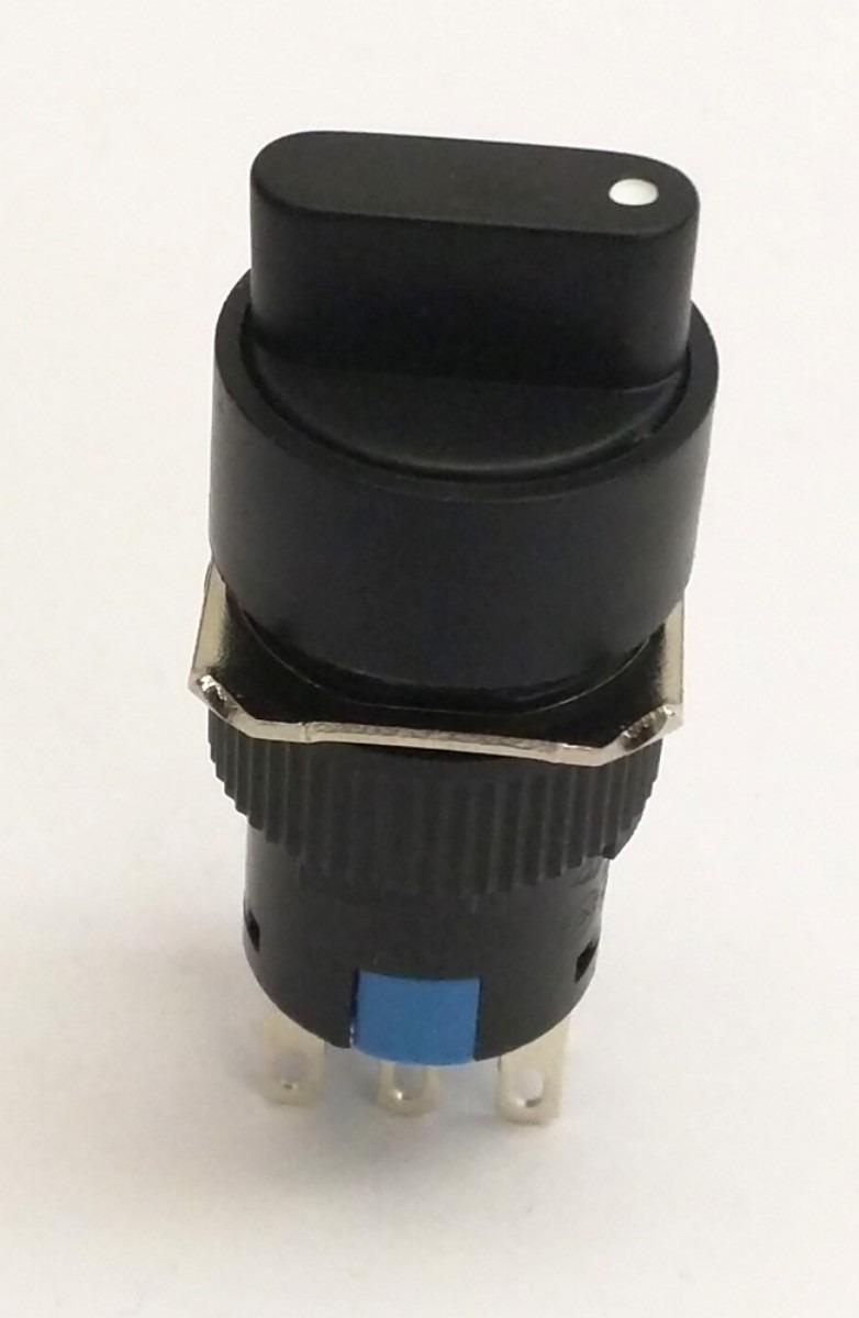 Selector Temperatura CBX de 3 posiciones