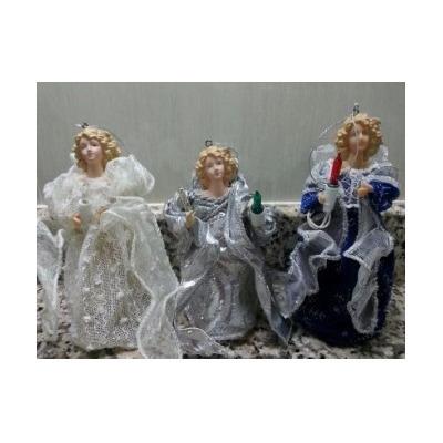 Adornos navide os angeles para arbol de navidad for Adornos navidenos mercadolibre